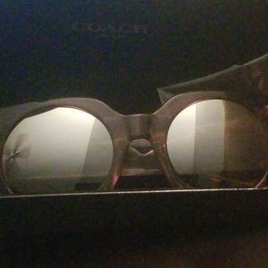 Coach sunglasses, Brand new never worn
